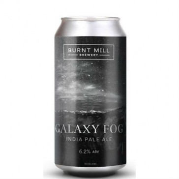 Cerveza artesanal Galaxy Fog Burnt Mill Brewery