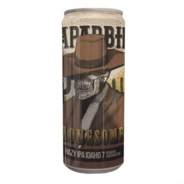 Cerveza artesanal Lonesome Idaho 7 Naparbier