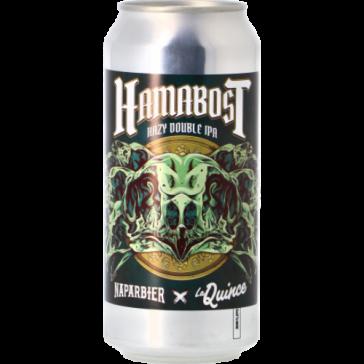 Cerveza artesanal Hamabost Naparbier