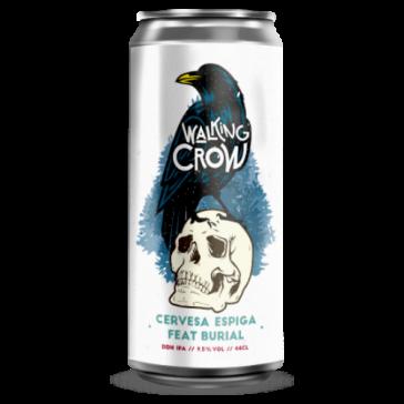 Cerveza artesanal Walking Crow Espiga
