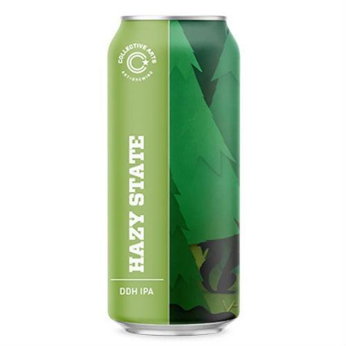Cerveza artesanal Hazy State Collective Arts