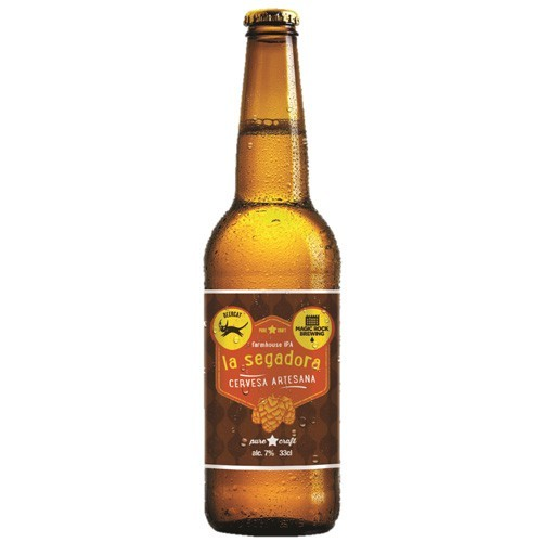 Cerveza artesanal La Segadora