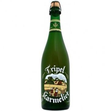 Cerveza artesanal Tripel Karmeliet (75 cl)