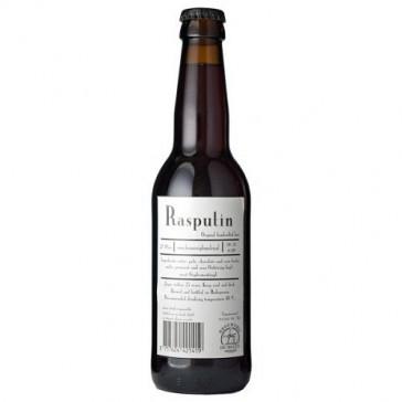 Cerveza artesanal Rasputin De Molen