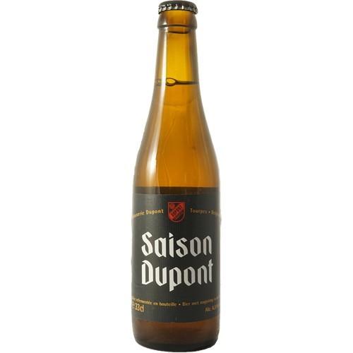 Cerveza artesanal Saison Dupont