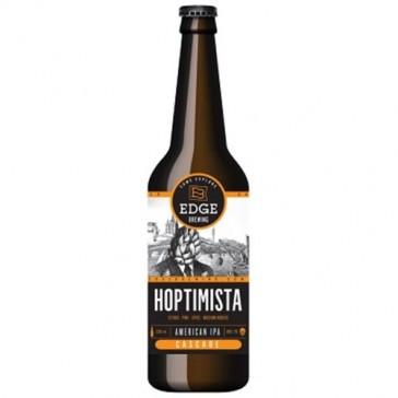 Cerveza artesanal Hoptimista Edge Brewing
