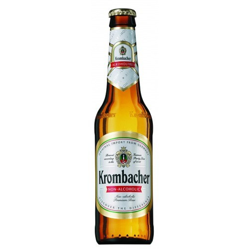 Cerveza artesanal Krombacher Pils Alkoholfrei