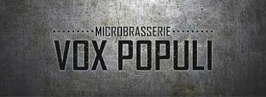 Microbrasserie Vox Populi